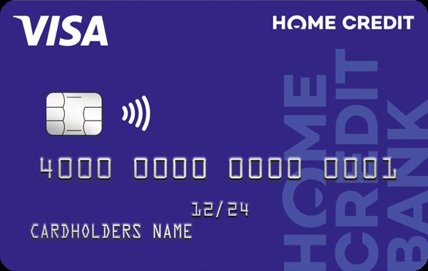 Карта «Ключ» Visa от Хоум Кредит банка