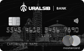 Карта «Приоритет» от Уралсиб банка