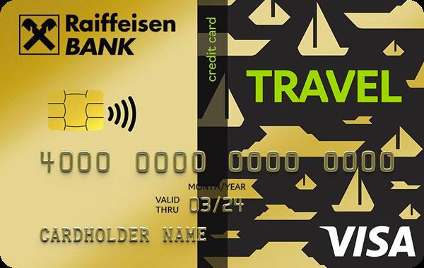 Отзывы о карте «Travel Rewards»