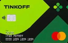 Карта «Перекресток»   Тинькофф Банк