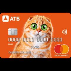 Детская карта Mastercard Standard   Азиатско-Тихоокеанский Банк