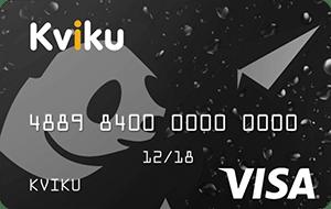 Kviku - Кредитная карта