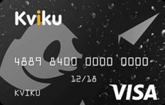 Виртуальная кредитная карта Kviku | Kviku