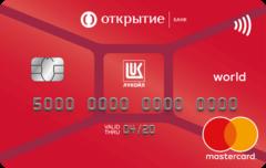 Карта «ЛУКОЙЛ Стандартная»   Банк Открытие