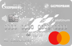 Карта «Автодрайв Platinum Credit» | Газпромбанк