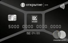 Карта «ЛУКОЙЛ Премиальная»   Банк Открытие